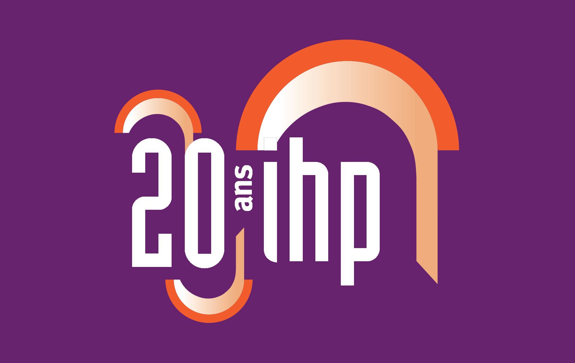 20ans Institut Henri Poincaré Logo